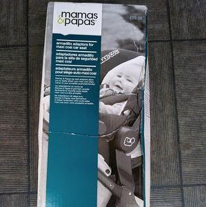 Mamas & Papas Armadillo Adaptors Maxi Cosi Carseat